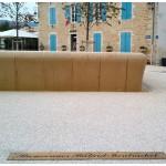 place de la mairie de puligny montrachet