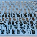 autre vue façade aluminium médiathèque